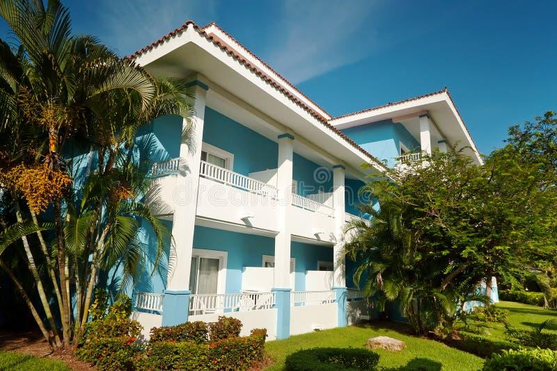 Download Tropical resort stock image. Image of caribbean, jungle - 21435831