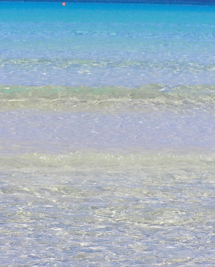 Download Tropical sea stock photo. Image of summertime, turquoise - 9835178