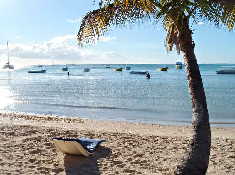 Download Tropical Series stock image. Image of horizon, boat, tourist - 11569