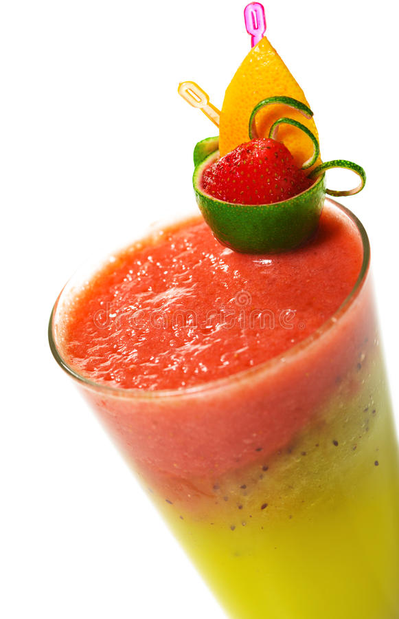 Free Tropical Smoothie Stock Image - 11123561