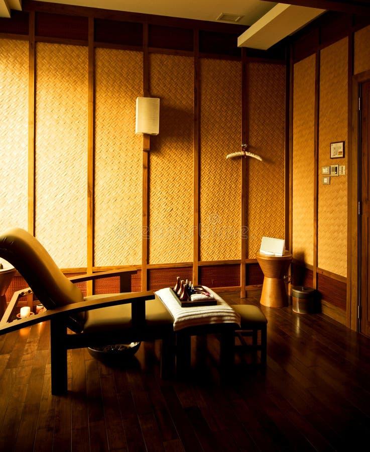 Tropical spa royalty-vrije stock afbeelding
