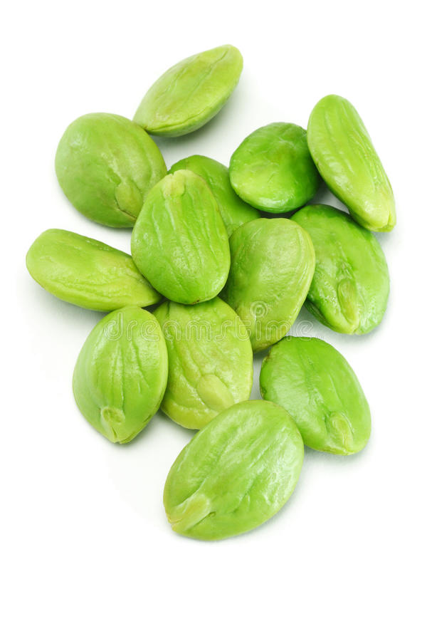 Tropical stinking edible beans royalty free stock photos
