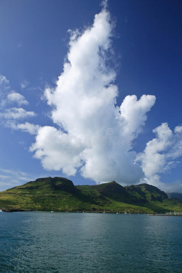 Download Tropical Storm Clowds Brewing Stock Image - Image: 11317541