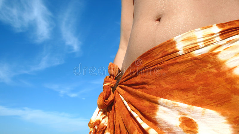 Download Tropical Summer Woman stock image. Image of stomach, teens - 22337