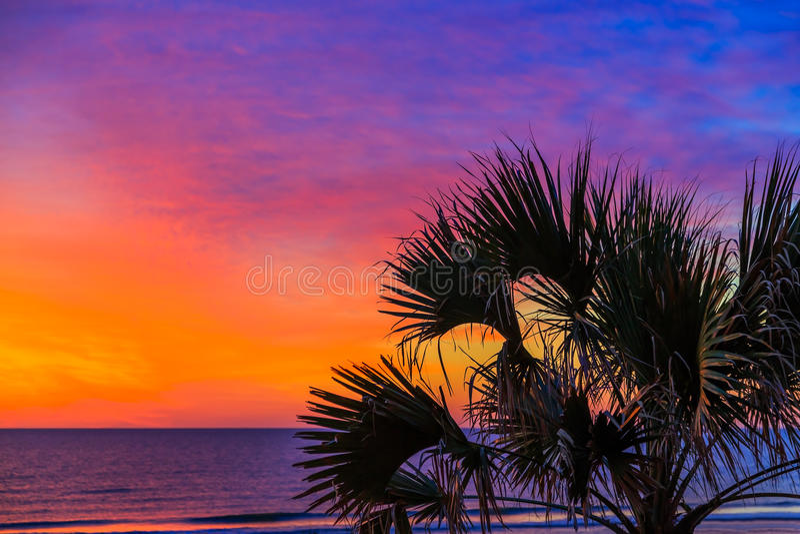 Download Tropical Sunrise Stock Photo - Image: 39700257