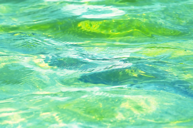 Tropical Water. Background (Close Up stock photos