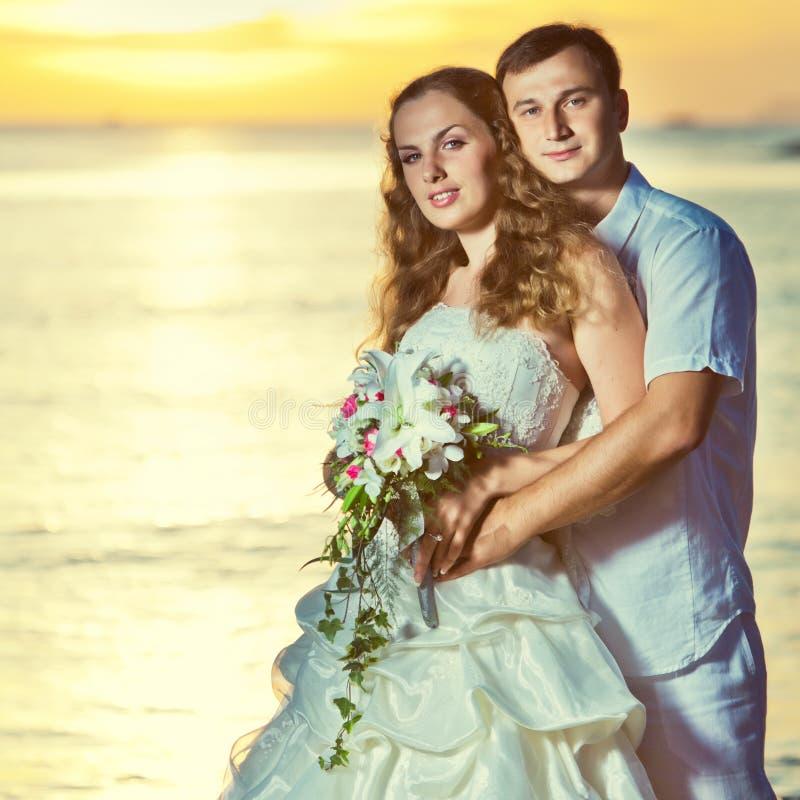 Download Tropical wedding stock photo. Image of enjoying, emotional - 20963672