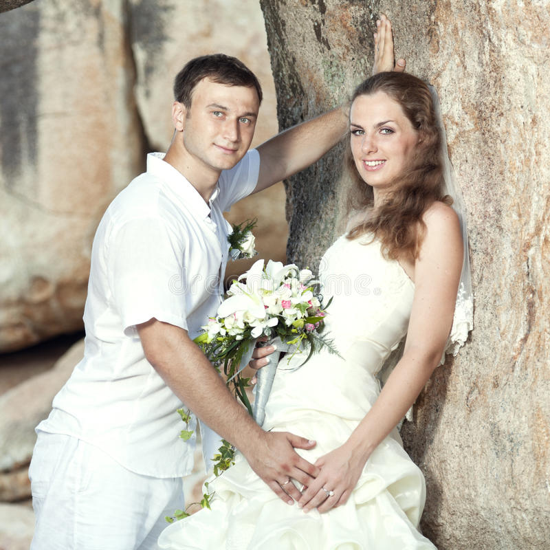 Download Tropical Wedding Royalty Free Stock Images - Image: 21220439