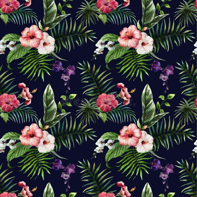 Tropics5 stock illustrationer