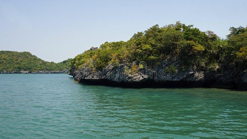 tropikalna wua ta podołka wyspa w Thailand obrazy royalty free