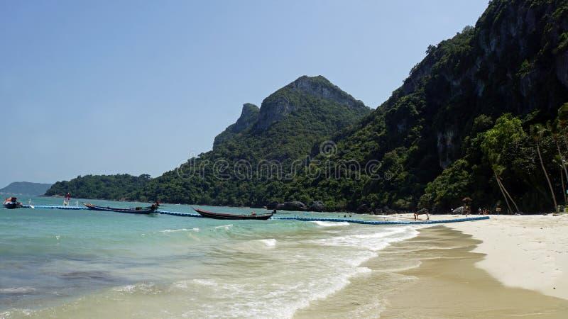 tropikalna wua ta podołka wyspa w Thailand fotografia royalty free