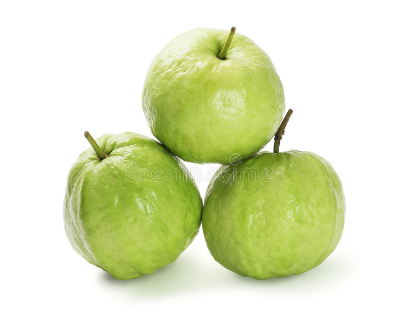 Tropikalne Guava owoc fotografia stock