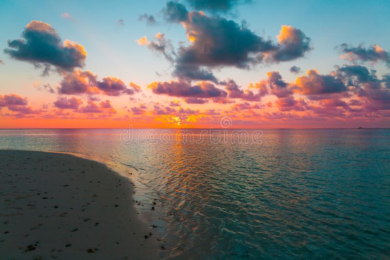 tropikalne morza obrazy stock
