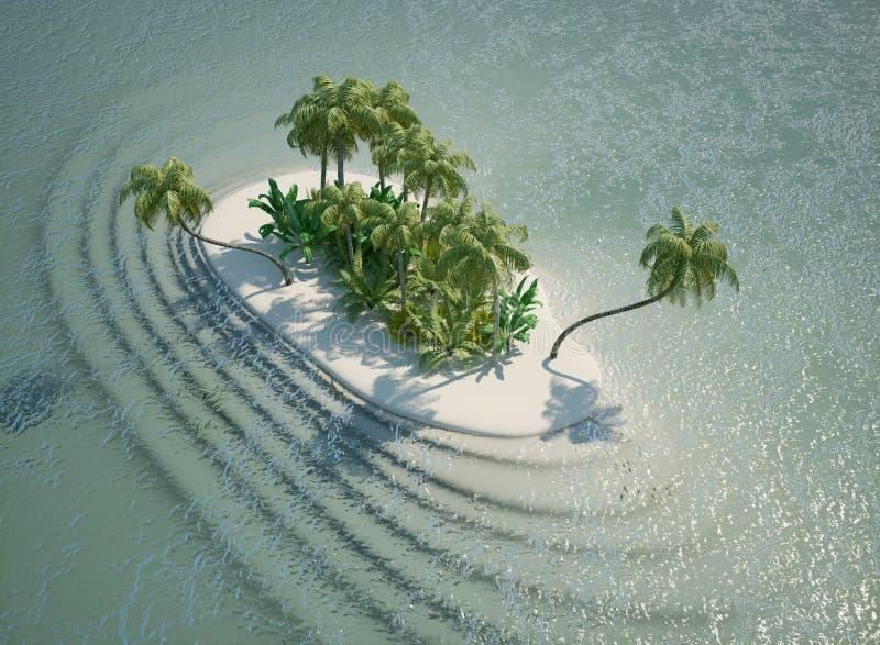 tropikalne wyspy zdjęcia royalty free