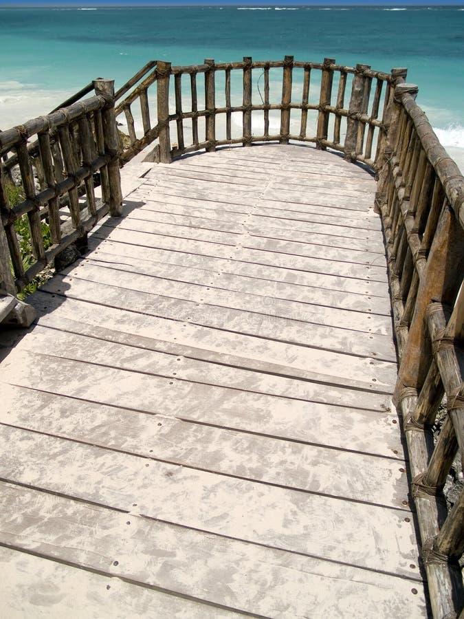 tropikalny balkon. obrazy stock