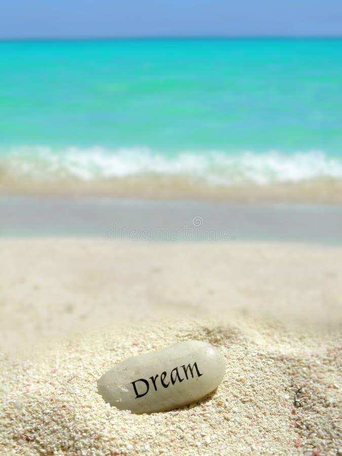 tropikalny marzeń zdjęcia royalty free