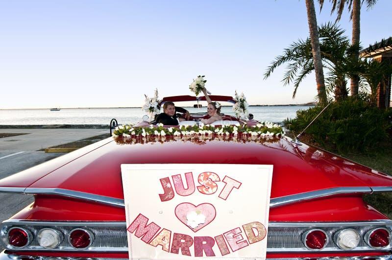 tropikalny miejsce przeznaczenia ślub fotografia royalty free