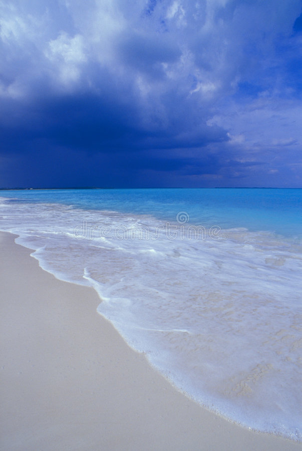 Tropiques 03 des Bahamas images libres de droits