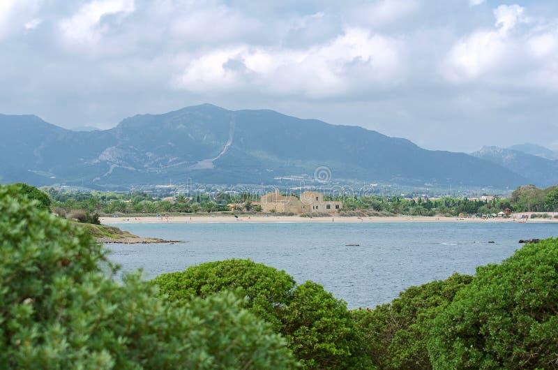 Download Tropisch strand stock afbeelding. Afbeelding bestaande uit overzees - 39118599