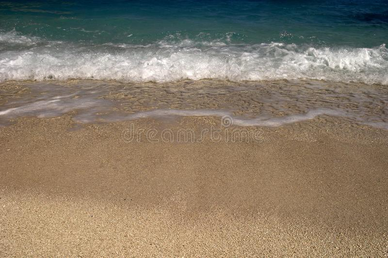 Tropisch Strand Gratis Stock Afbeelding
