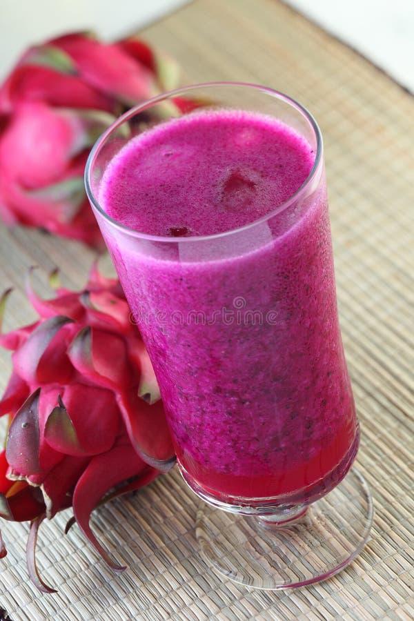 Tropisch Vruchtesap royalty-vrije stock afbeelding