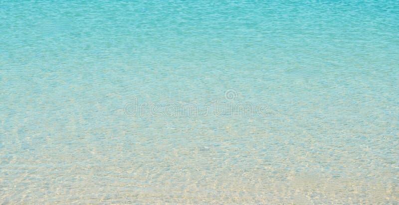 Tropisch Water royalty-vrije stock foto's