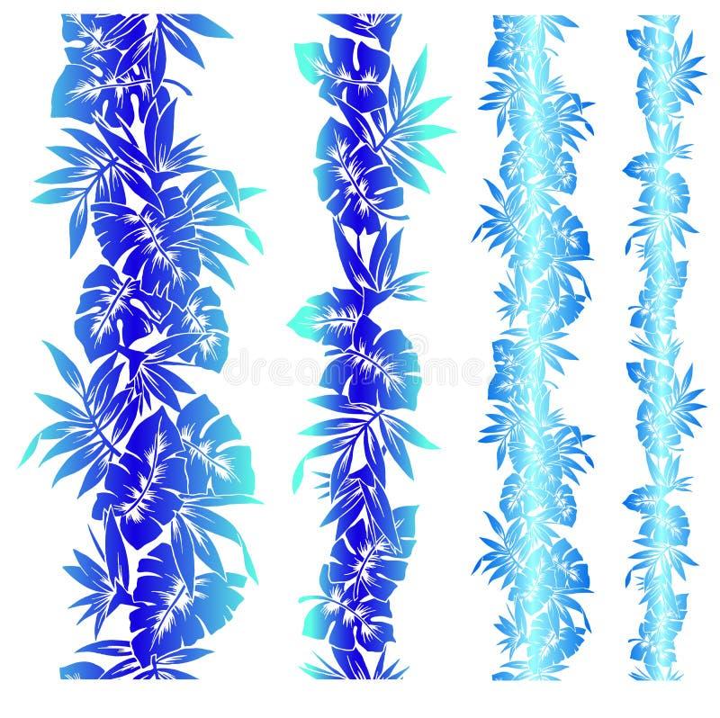 Tropische Anlage stock abbildung