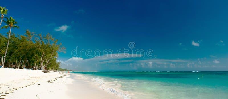 Tropische baai stock foto