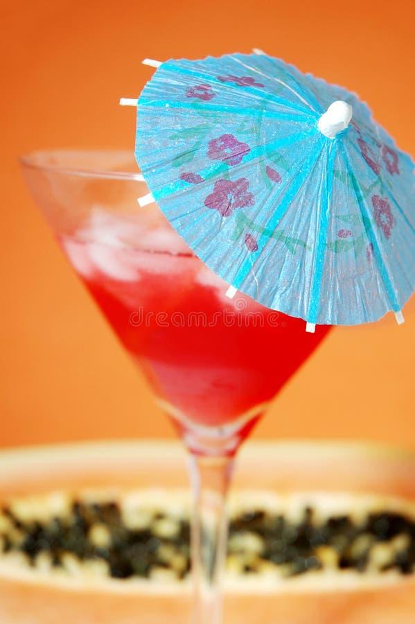 Tropische drank stock foto
