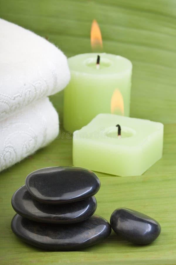 Tropische groene thermo-therapie (2) royalty-vrije stock fotografie