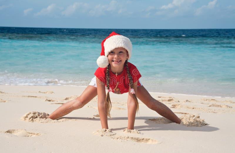 Tropische Kerstmis royalty-vrije stock fotografie