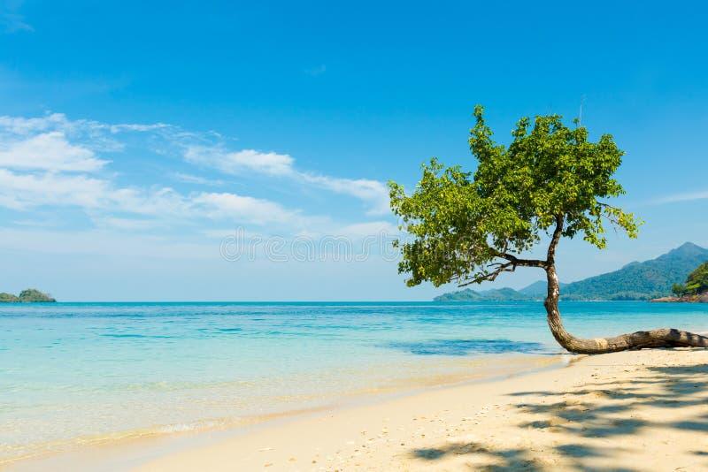 Tropische Landschaft von Koh Chang stockfoto