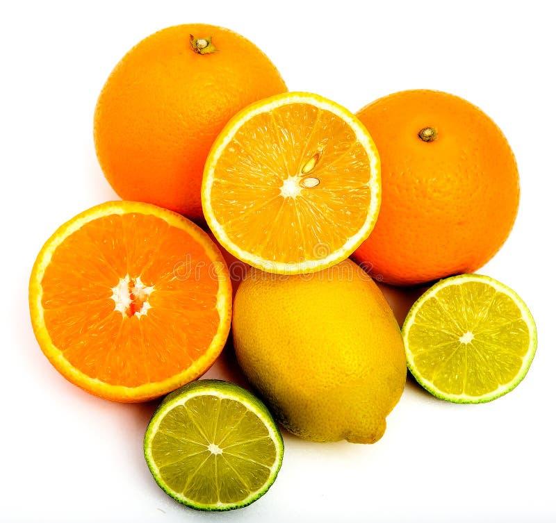 Tropische Orange lizenzfreies stockbild