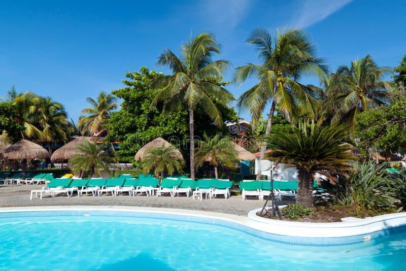 Tropische Plätze lizenzfreie stockbilder