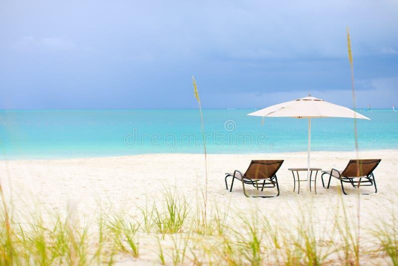 Tropische vakantie stock afbeelding