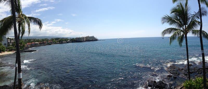 Tropischer Ozean stockbild