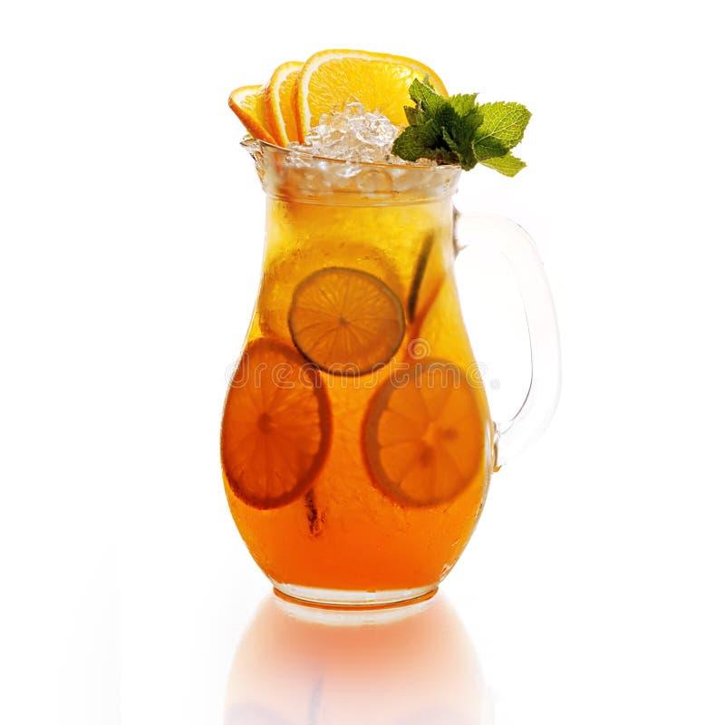 Tropisches Cocktail lizenzfreies stockfoto