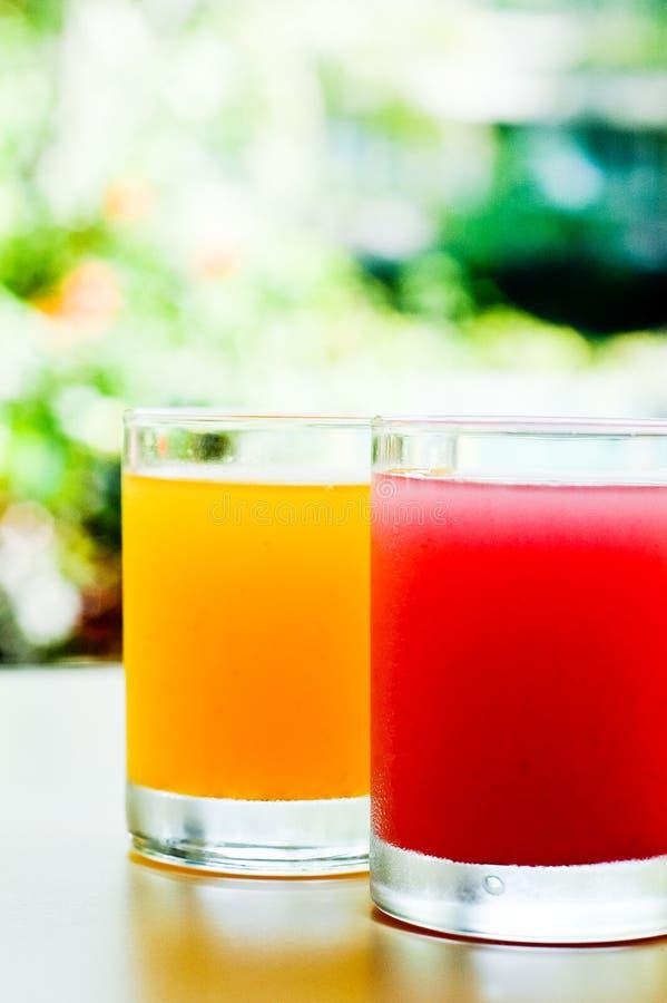 Tropisches Frühstück lizenzfreie stockfotos
