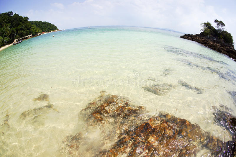 Download Tropisches Meer Und Strände Stockbild - Bild von auszug, strand: 26368733