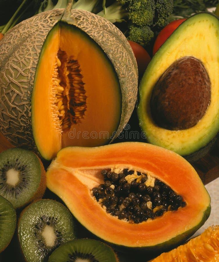 tropisk exotisk frukt arkivbild