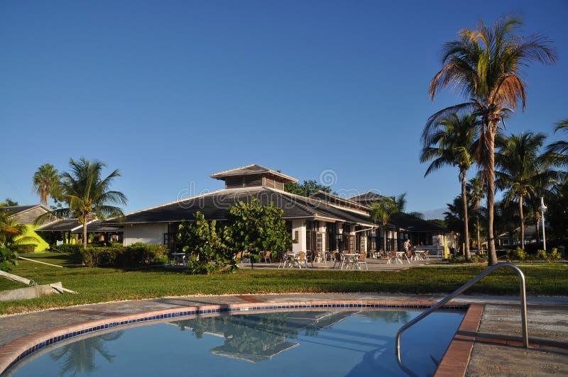 tropisk semesterort royaltyfria foton