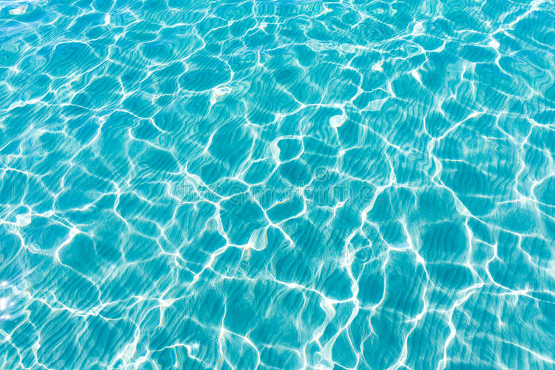 Tropiskt paradis för sommar för reflexioner för textur för havsvatten royaltyfri fotografi