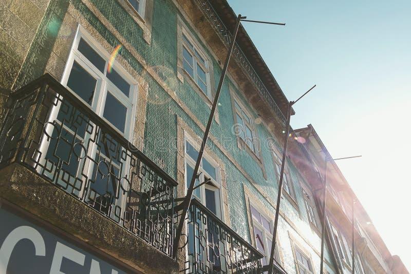 Trottoar i staden arkivfoto
