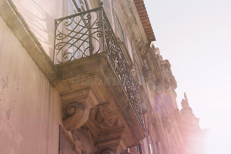 Trottoar i staden arkivbild