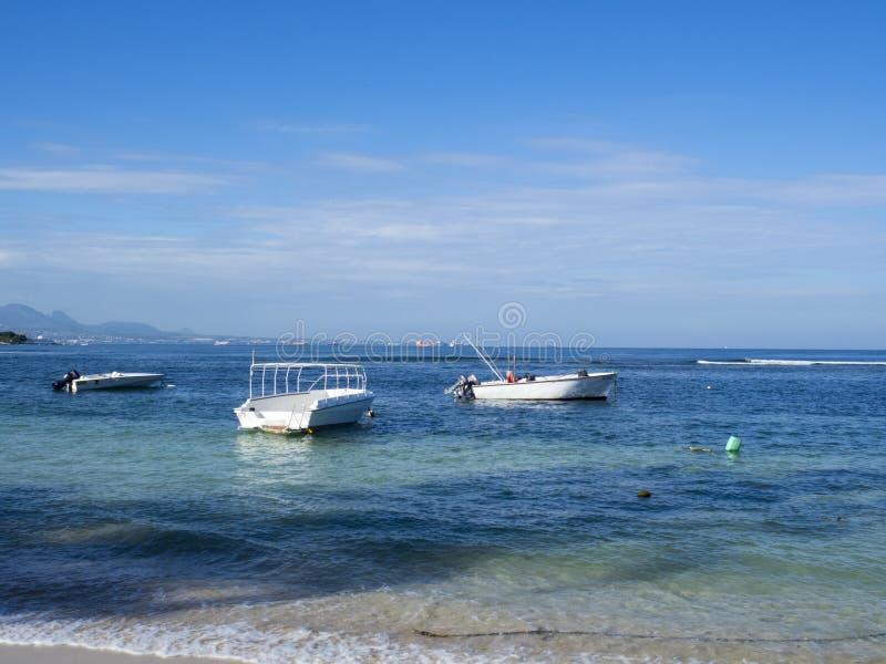 Trou-aux.-Biches, Îles Maurice photos libres de droits