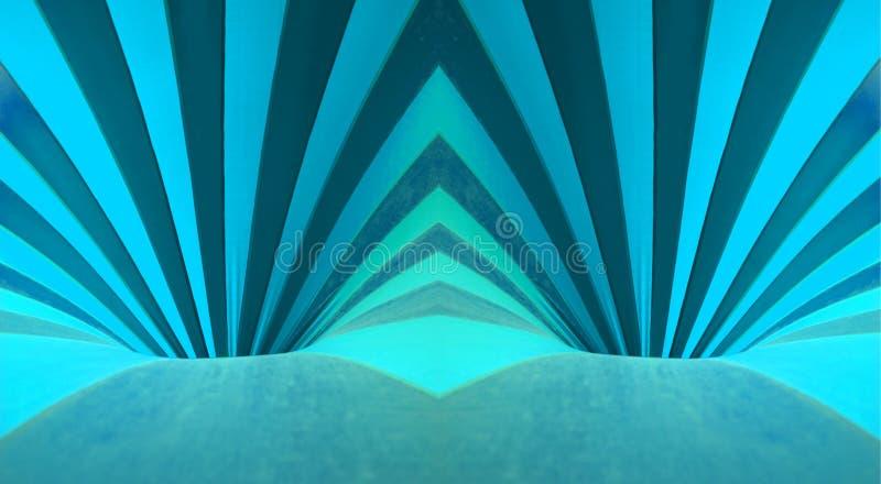 Trous bleus images stock