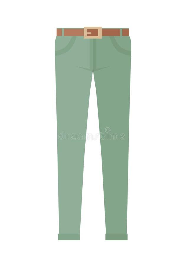 Free Trousers Unisex Pants Isolated On White Background Stock Photo - 85257040