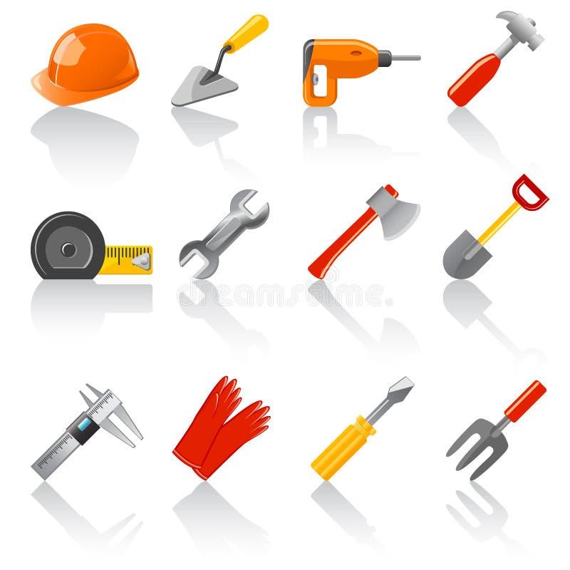 Trousse d'outils illustration stock