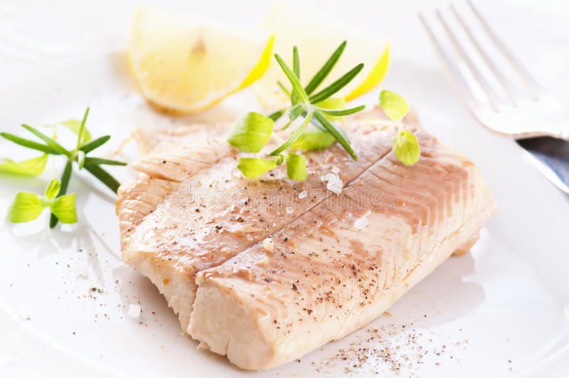 Download Trout fillet stock image. Image of fresh, delicacy, herbs - 24055767