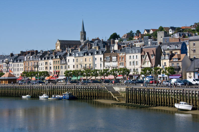 Trouville sur mer france 2 editorial image image of - Office de tourisme trouville sur mer ...